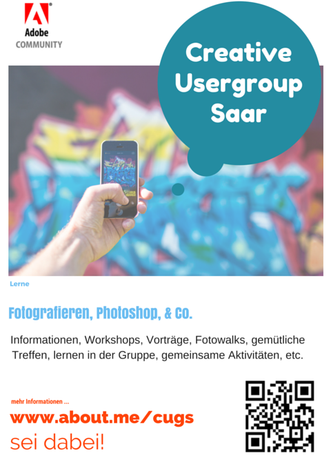 Creative Usergroup Saar
